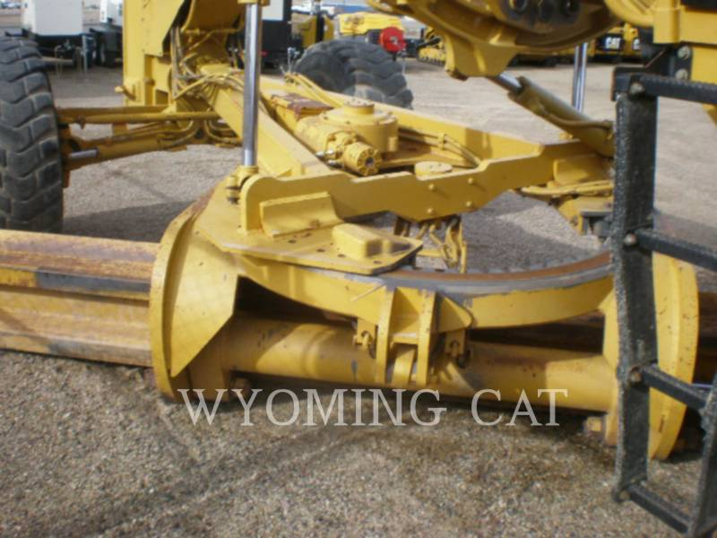 CATERPILLAR NIVELEUSES 14H equipment  photo 6