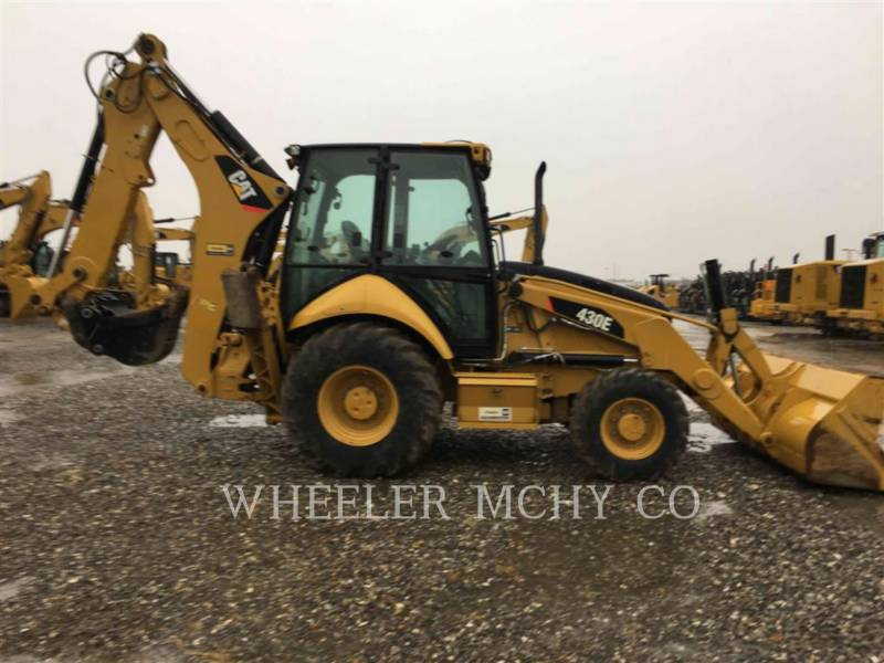 CATERPILLAR BACKHOE LOADERS 430E E equipment  photo 7