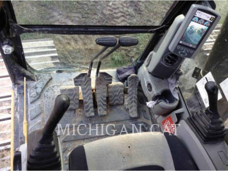 CATERPILLAR TRACK EXCAVATORS 349EL Q equipment  photo 19