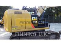CATERPILLAR TRACK EXCAVATORS 312E equipment  photo 2