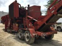 Equipment photo MORBARK 3800 CHIPPER, HORIZONTAL 1