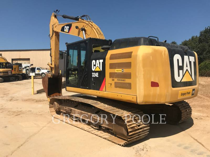 CATERPILLAR TRACK EXCAVATORS 324E L equipment  photo 9