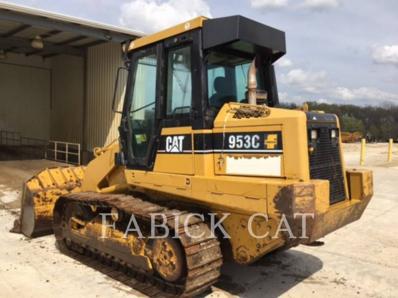 CATERPILLAR CARREGADEIRA DE ESTEIRAS 953C equipment  photo 4