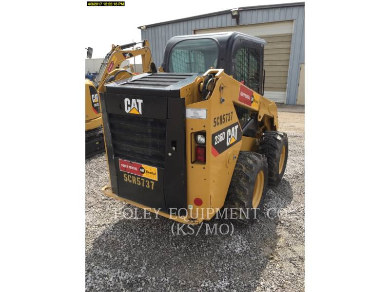 CATERPILLAR MINICARREGADEIRAS 236DSTD1CA equipment  photo 4