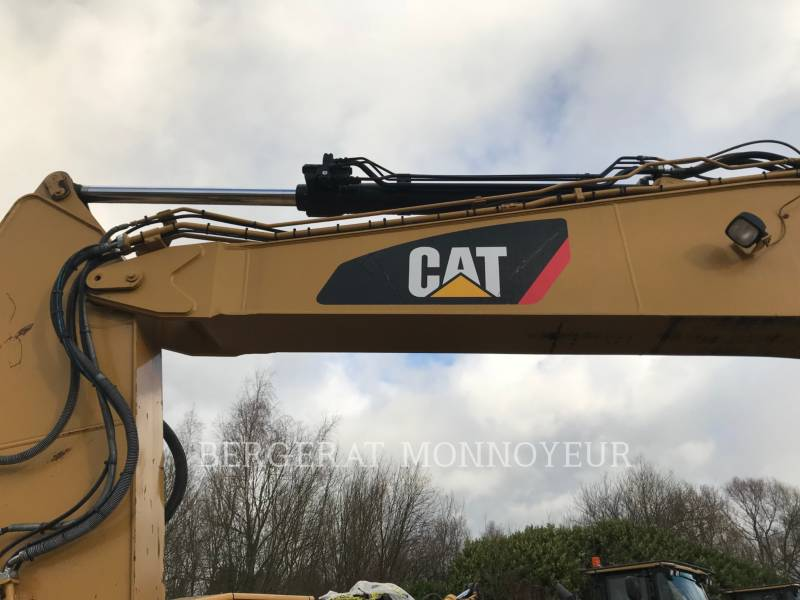 CATERPILLAR PELLES SUR CHAINES 328 D LCR equipment  photo 12