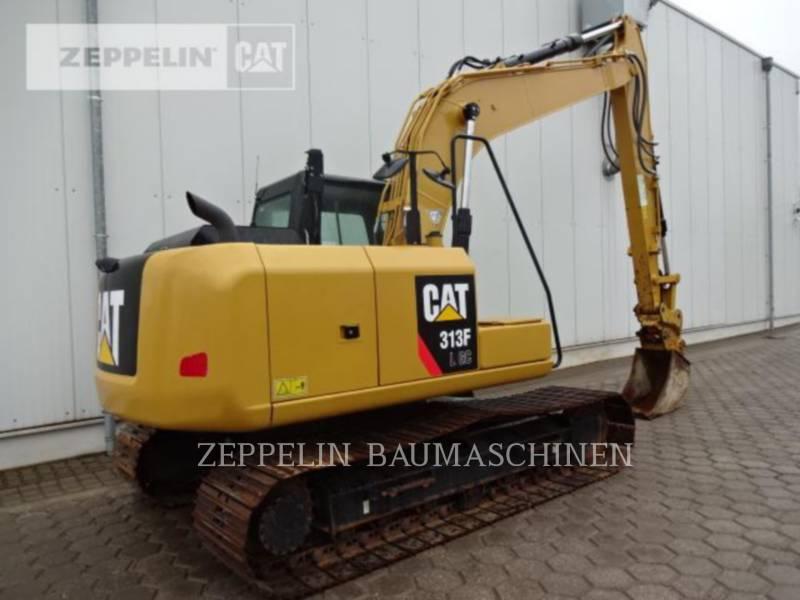 CATERPILLAR ESCAVATORI CINGOLATI 313FLGC equipment  photo 4