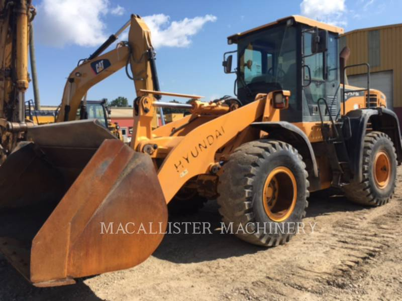 HYUNDAI WHEEL LOADERS/INTEGRATED TOOLCARRIERS HL757-9A XTD equipment  photo 1