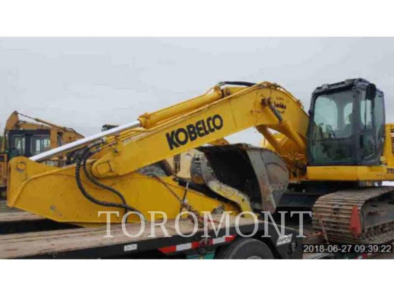 KOBELCO / KOBE STEEL LTD TRACK EXCAVATORS SK215SR equipment  photo 2