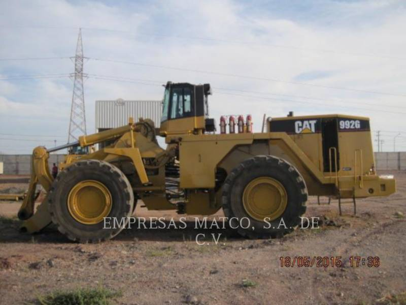 CATERPILLAR 鉱業用ホイール・ローダ 992G equipment  photo 7