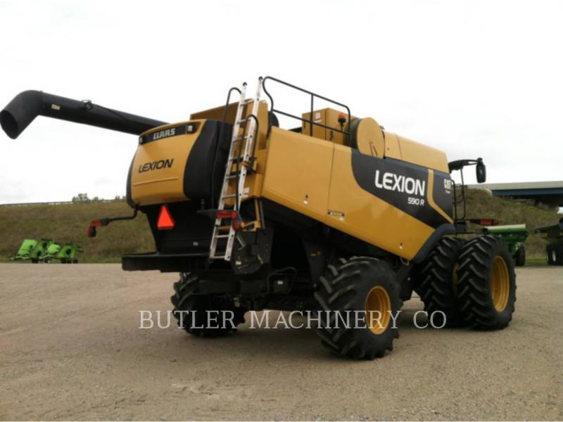 LEXION COMBINE KOMBAJNY 590R equipment  photo 3