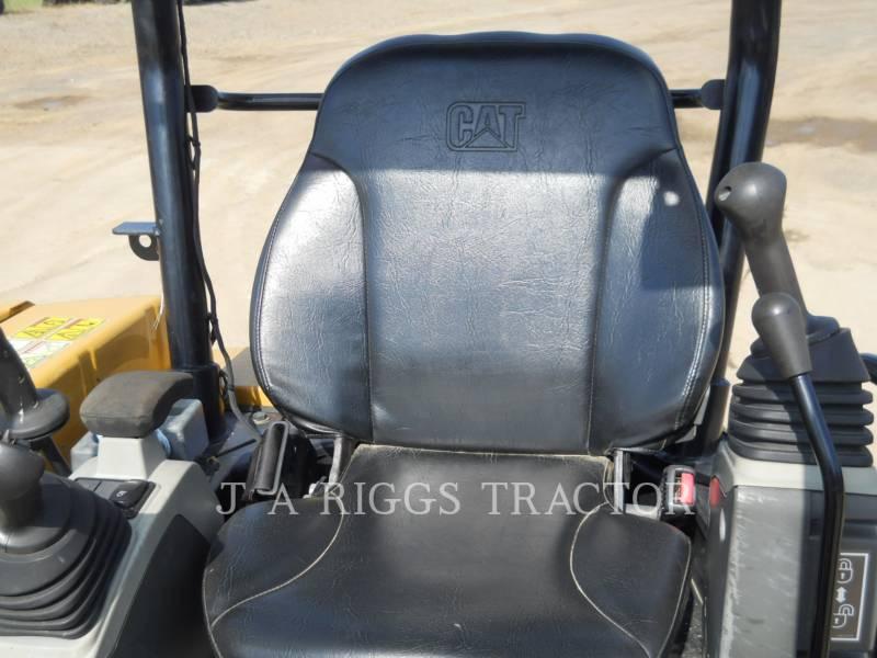 CATERPILLAR EXCAVADORAS DE CADENAS 303.5E2CR equipment  photo 21