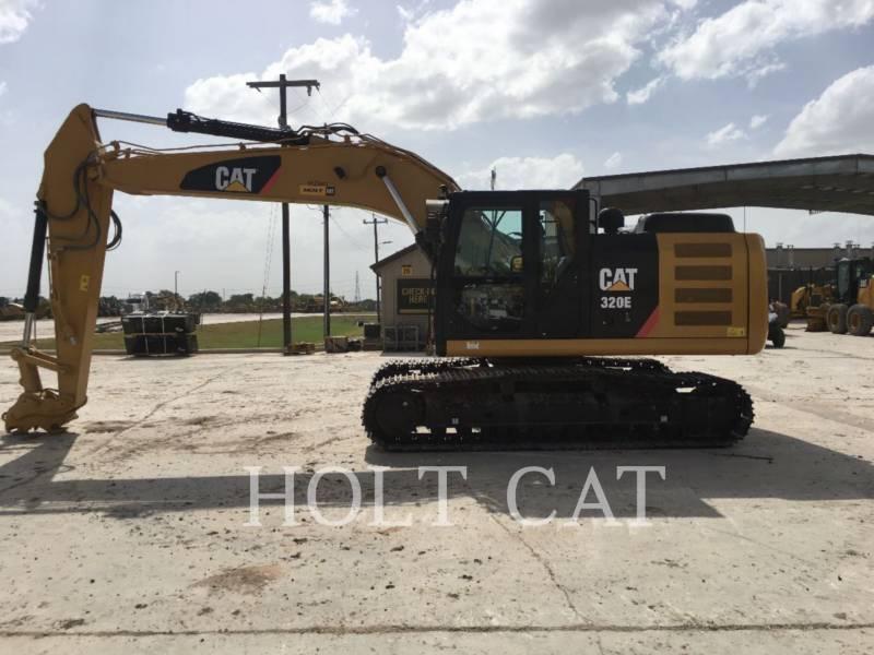 CATERPILLAR 履带式挖掘机 320EL equipment  photo 2