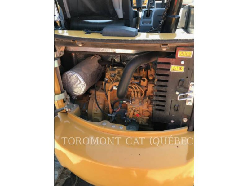 CATERPILLAR ESCAVATORI CINGOLATI 303ECR equipment  photo 14