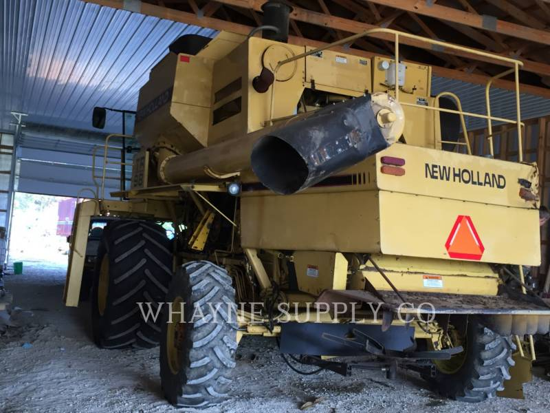 NEW HOLLAND LTD. COMBINADOS TR98 equipment  photo 2