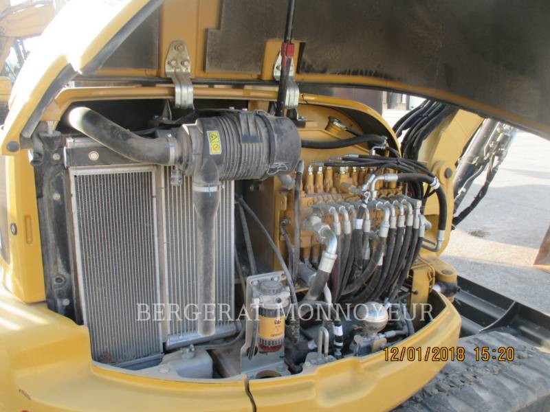 Caterpillar EXCAVATOARE PE ŞENILE 305E CR equipment  photo 6