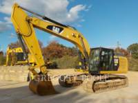 Equipment photo CATERPILLAR 329E L TRACK EXCAVATORS 1