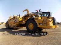 Equipment photo CATERPILLAR 631K 轮式牵引铲运机 1