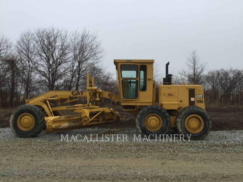 CATERPILLAR MOTORGRADER 120G equipment  photo 14