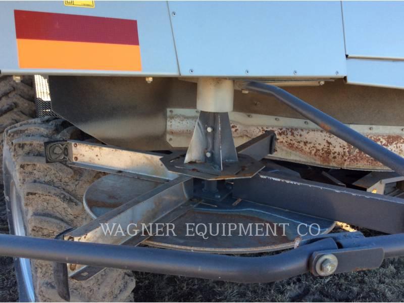 GLEANER COMBINADOS R76 equipment  photo 14