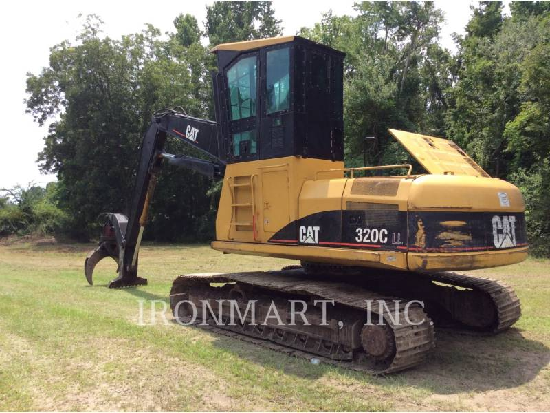 Caterpillar SILVICULTURĂ – EXCAVATOR 320C equipment  photo 3