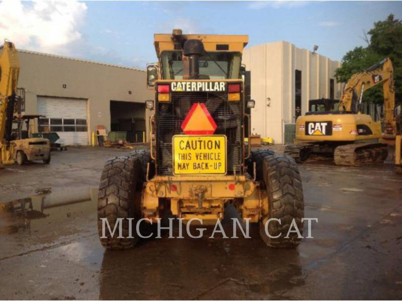 CATERPILLAR MOTORGRADER 163H equipment  photo 6
