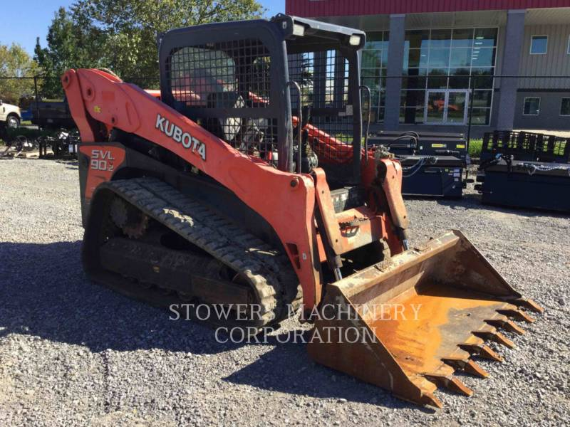 KUBOTA CORPORATION DELTALADER SVL90 equipment  photo 2