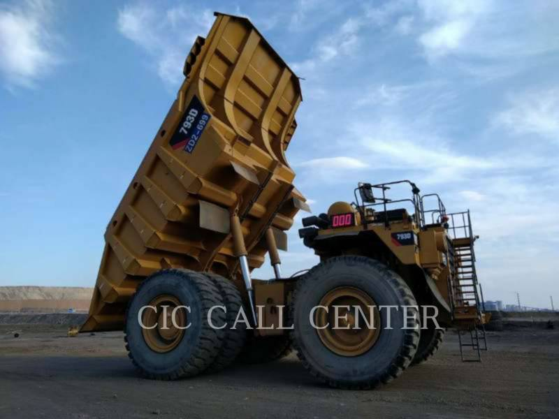 CATERPILLAR OFF HIGHWAY TRUCKS 793D equipment  photo 6