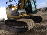 CATERPILLAR TRACK EXCAVATORS 320E LRRTH equipment  photo 2