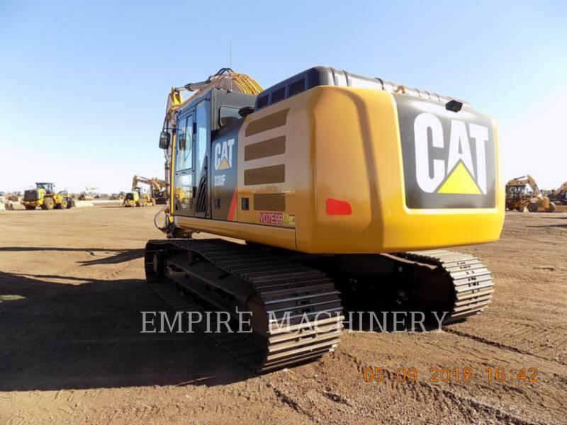 CATERPILLAR TRACK EXCAVATORS 330FL equipment  photo 3