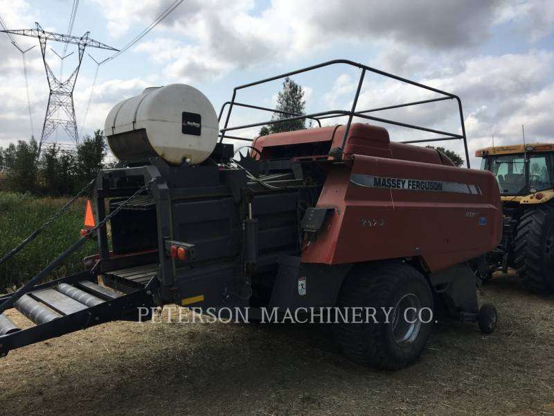 AGCO-MASSEY FERGUSON AG HAY EQUIPMENT MF2170 equipment  photo 3