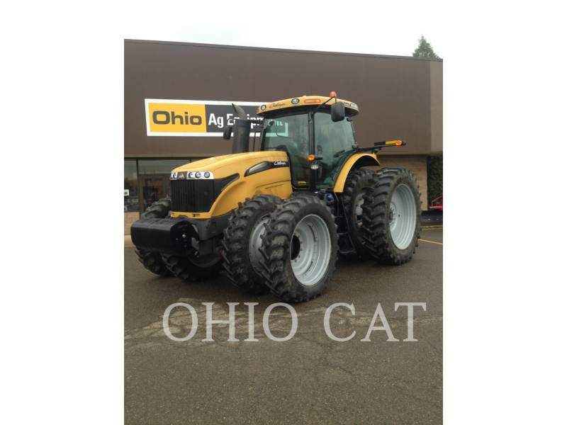AGCO-CHALLENGER LANDWIRTSCHAFTSTRAKTOREN MT685D equipment  photo 1