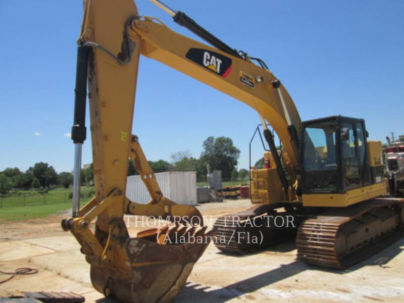 CATERPILLAR TRACK EXCAVATORS 328D CLR equipment  photo 1