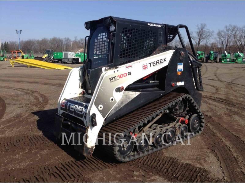 TEREX CORPORATION CARGADORES MULTITERRENO PT100 equipment  photo 1