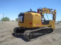 CATERPILLAR PELLES SUR CHAINES 320ELRRTHP equipment  photo 3