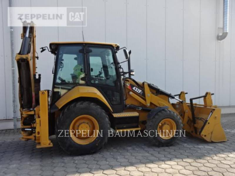CATERPILLAR KOPARKO-ŁADOWARKI 432F equipment  photo 7