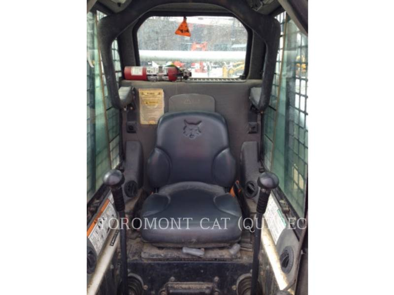 BOBCAT CHARGEURS COMPACTS RIGIDES T190 equipment  photo 10