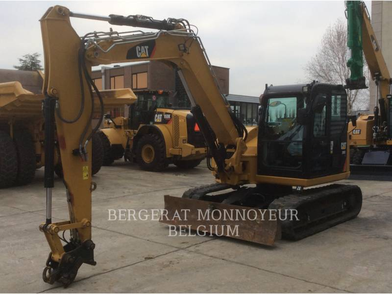 CATERPILLAR EXCAVADORAS DE CADENAS 308 E2 CR SB equipment  photo 4