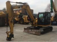 CATERPILLAR KOPARKI GĄSIENICOWE 308 E2 CR SB equipment  photo 4