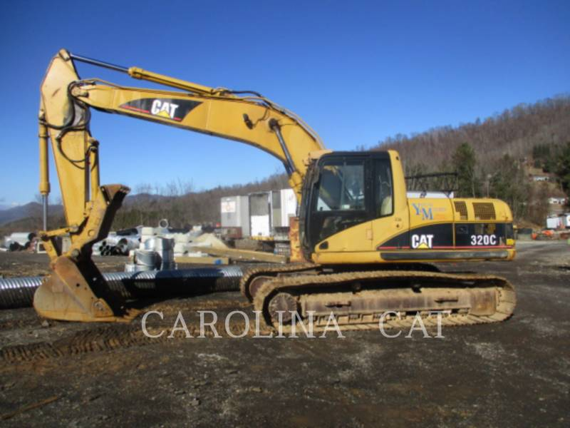 CATERPILLAR TRACK EXCAVATORS 320CL TH equipment  photo 2