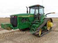 Equipment photo JOHN DEERE 8310T TRACTORES AGRÍCOLAS 1