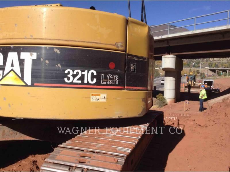 CATERPILLAR トラック油圧ショベル 321CL CR equipment  photo 3