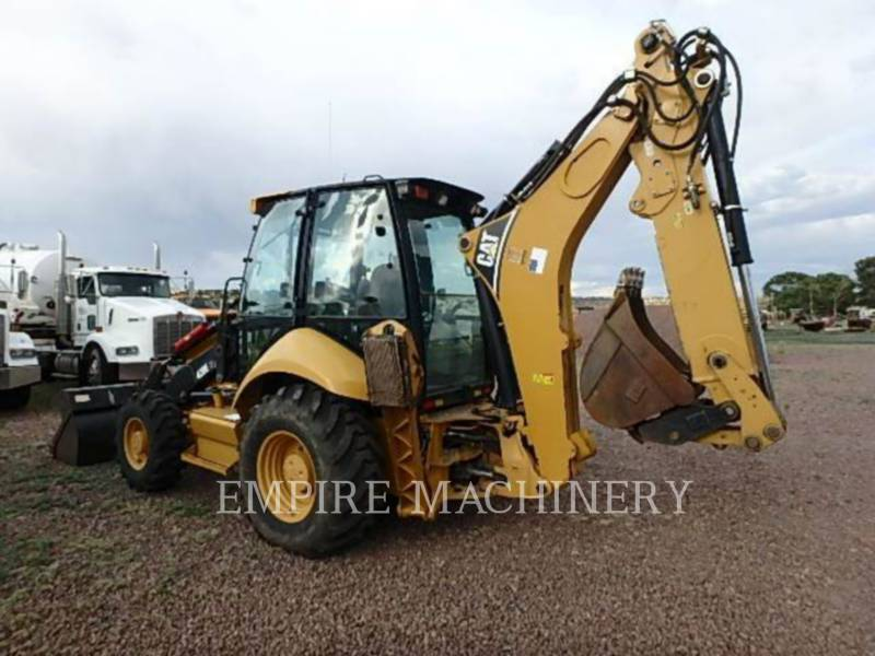CATERPILLAR BACKHOE LOADERS 420E 4ECIP equipment  photo 3