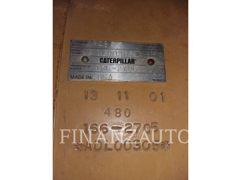 CATERPILLAR POWER MODULES 3512 equipment  photo 4