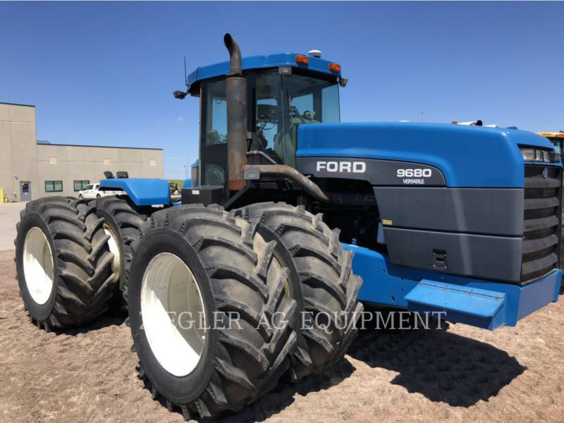 NEW HOLLAND LTD. TRACTEURS AGRICOLES 9680 equipment  photo 9