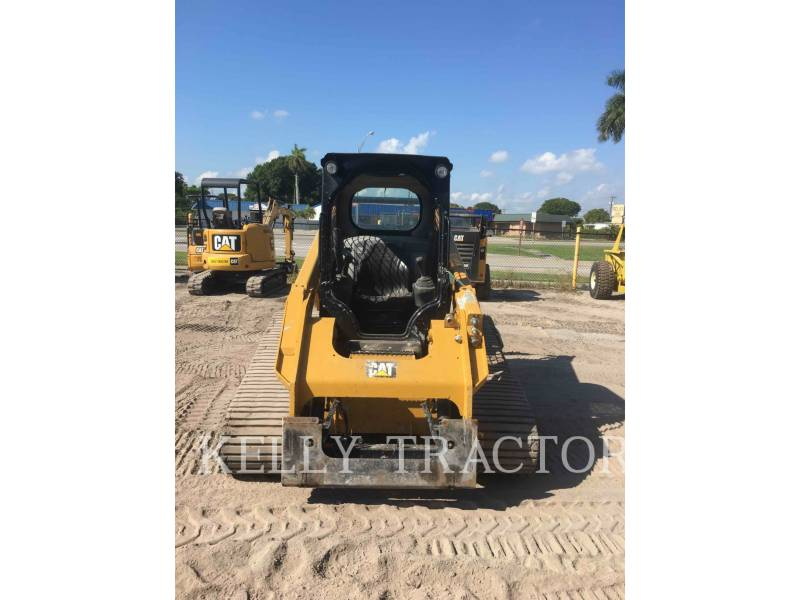 CATERPILLAR DELTALADER 297D equipment  photo 10