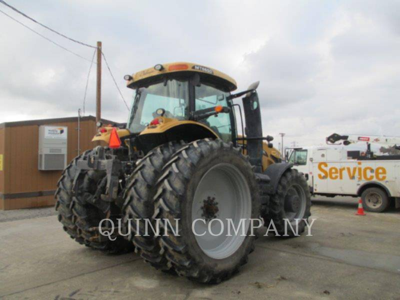 CHALLENGER TRACTEURS AGRICOLES MT665D equipment  photo 6