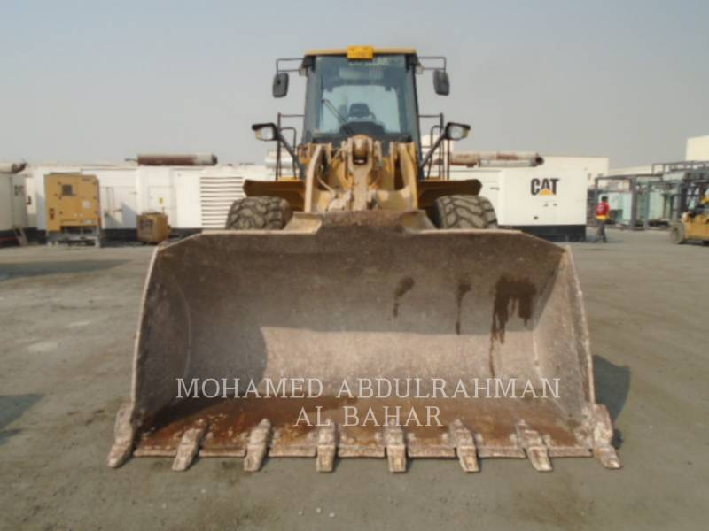 CATERPILLAR CARGADORES DE RUEDAS 950 H equipment  photo 8