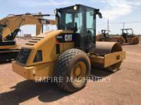 CATERPILLAR COMPATTATORE A SINGOLO TAMBURO VIBRANTE LISCIO CS-533E equipment  photo 5