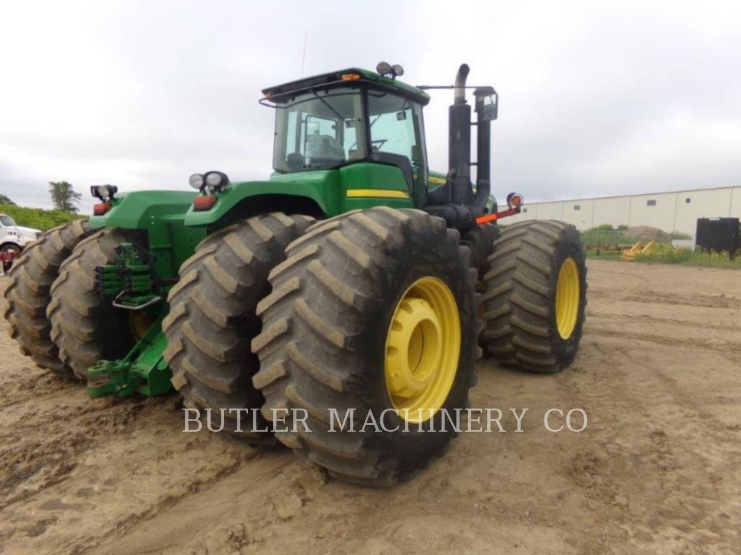 Detail photo of 2010 John Deere 9630 from Construction Equipment Guide