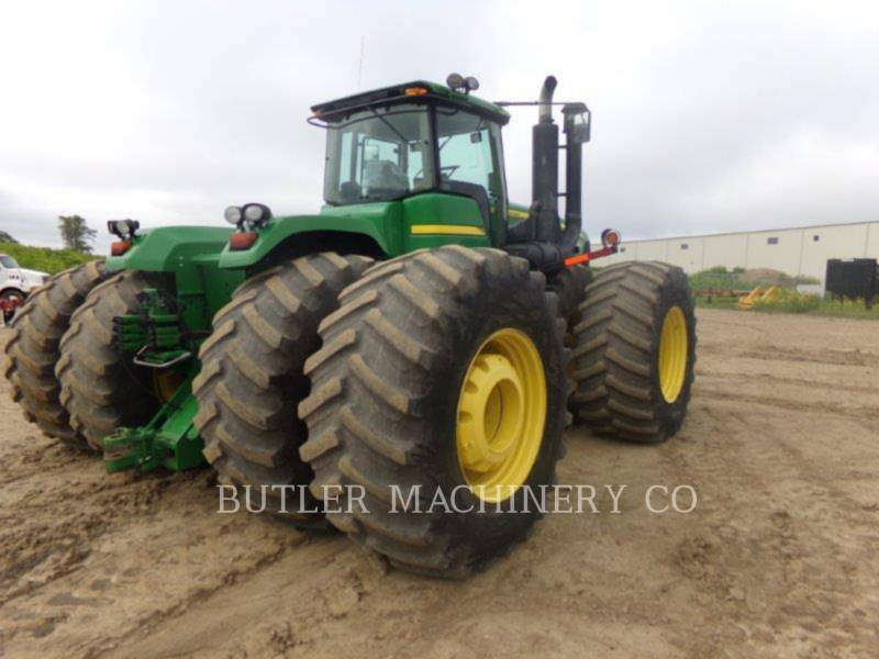 DEERE & CO. AG TRACTORS 9630 equipment  photo 3